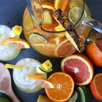 Pineapple Sangria Recipe