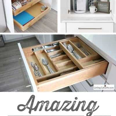 The Most Amazing Kitchen Cabinet Organization Ideas!