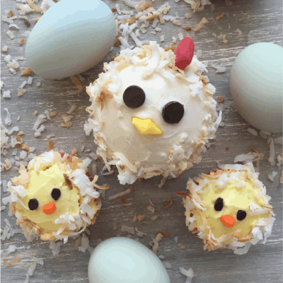 Chicken Cupcakes (VIDEO)