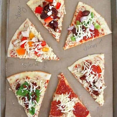 Pizza Party Ideas with Free Printables