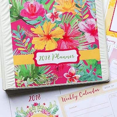 Best Daily Planner! Printable Planners & Calendars