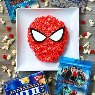 Spider-Man Candy Popcorn