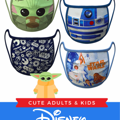 Cute Disney Face Masks