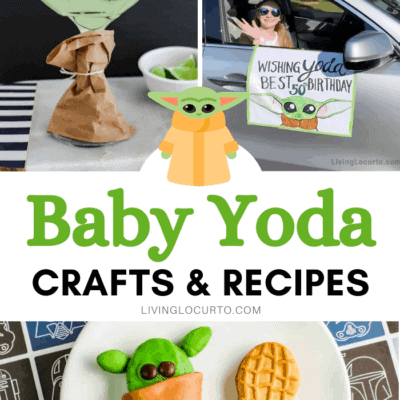 6 Easy Baby Yoda Crafts and Recipes