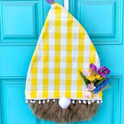 Gnome Door Hanger