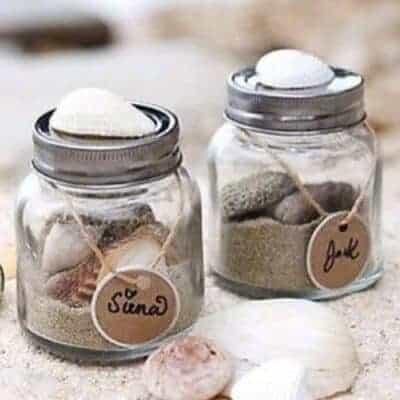 Vacation Memory Sand Jars