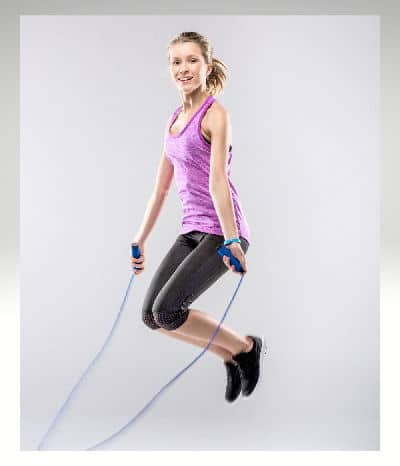 Jumping Rope For Cardio Workout
