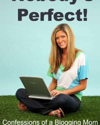 Blogging Moms aren't perfect. God didn't make us perfect here on earth. #homeschool encouragement #hsencouragement