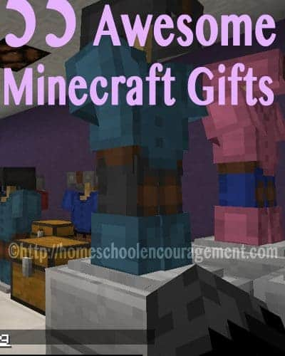 55 Awesome Minecraft Gifts