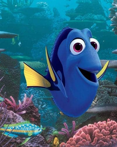 Finding Dory Educators Guide: 41 Pages, Six Lesson Plans