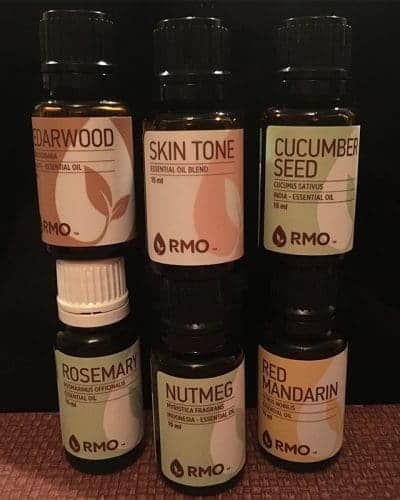 RMO Random Essential Oils Giveaway Square