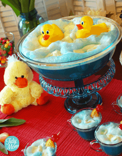 Baby Shower Duck Punch Recipe by Tidymom