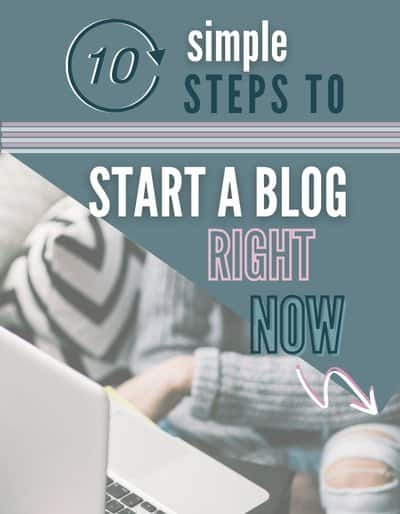 Are you a stay at home mom and want to earn some side money? Why not start a blog? Blogging has many different ways and possible income streams it's crazy!