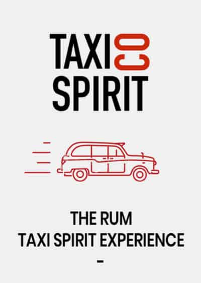 Cabby's Rum taxi experience.