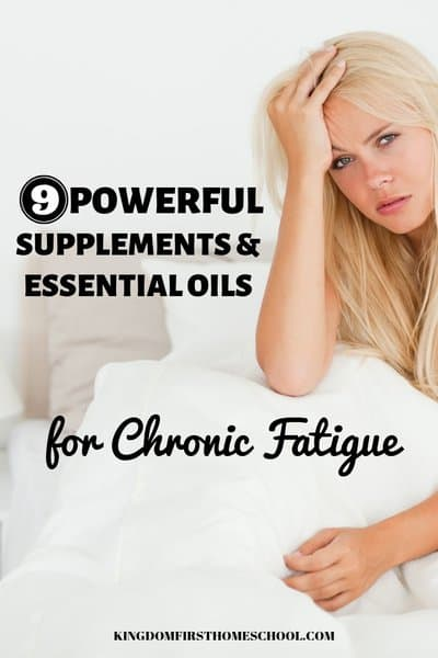 9 Powerful Supplements and Essential Oils For Chronic Fatigue