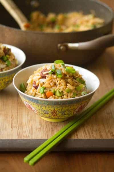Restaurant-Style Fried Rice