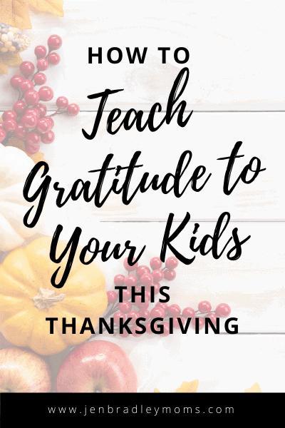 raising grateful kids
