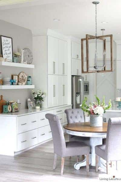 Farmhouse Kitchen Decorating Ideas