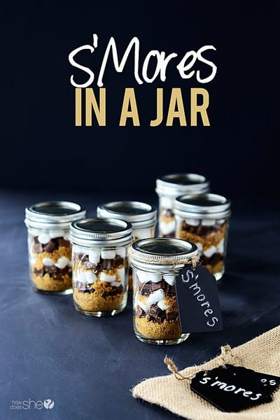 20 Gooey S'Mores Desserts to Give You Something to S'mile About!
