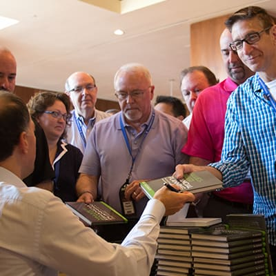 Bill Signing Books