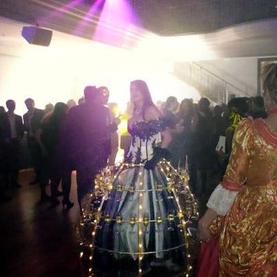 porteuse de Champagne Pavillon wagram