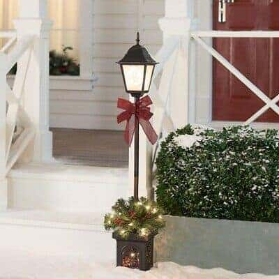 Outdoor Vintage Christmas Decorations