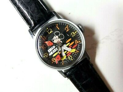 vintage disney watches
