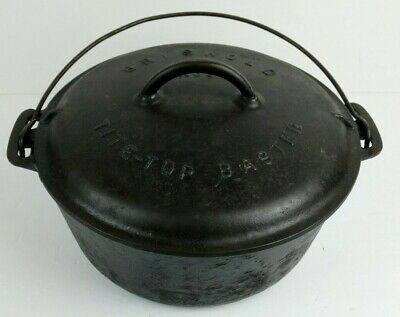 Griswold No 9 Dutch Oven