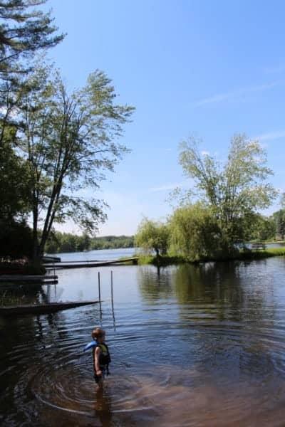 Kawartha Lakes, Marmora, Crowe River