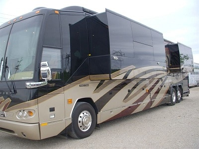 Crundwell's Luxury Motor Home Hits Market for $1 Million