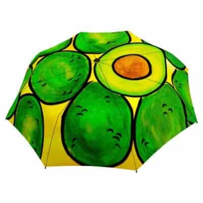 Avocados umbrella
