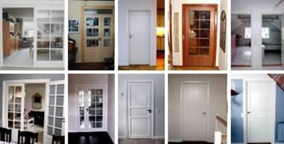 Alt i nye hoveddøre og indvendige døre