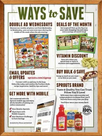 Ways to Save at Sprouts Farmers Market in Wichita