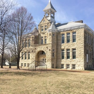 McCormick School Museum - Wichita on the Cheap Attractions and Museums