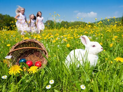 Wichita Easter egg hunts and activities