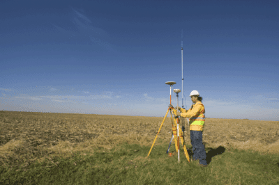 Is the use of GPS solely the domain of licensed surveyors in Pennsylvania?