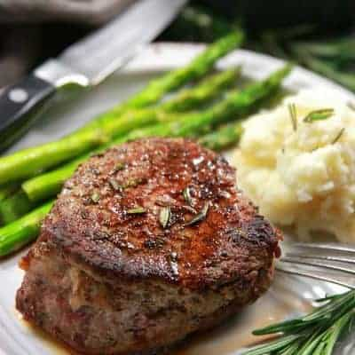 The Best Filet Mignon Recipe