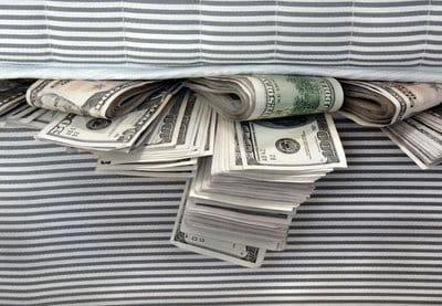 Porque Dinheiro Parado é Dinheiro Perdido