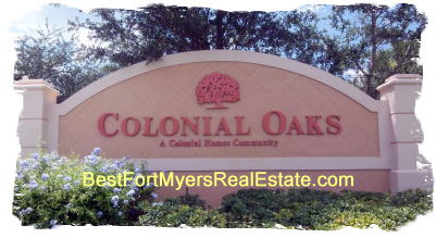Colonial Oaks Estero Florida 33928