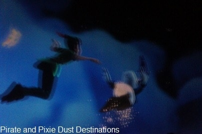 Mickey's Philharmagic 3d Peter Pan