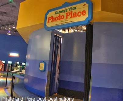Free photo with Disney Visa