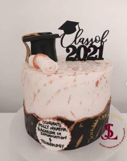 Class of 2021 Cake