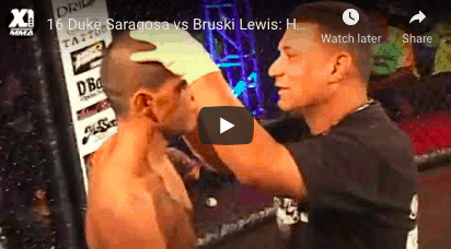 16 Duke Saragosa vs Preston Louis