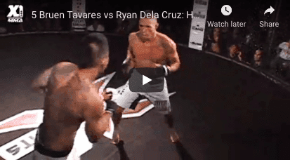 5 Bruen Tavares vs Ryan Dela Cruz