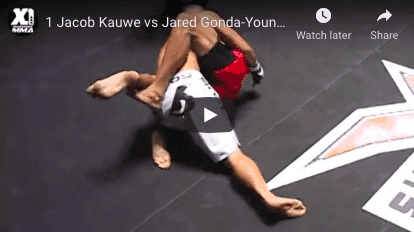 1 Jacob Kauwe vs Jared Gonda-Young : Hawaii MMA