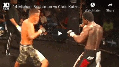 14 Michael Brightmon vs Chris Kutzen
