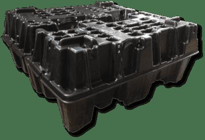 Thermoformed Tray