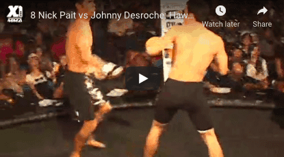 8 Nick Pait vs Johnny Desroche