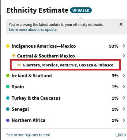 tihs person has indigenous ancestry from mexico