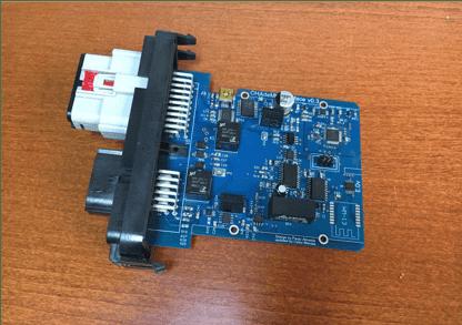 CHAdeMO controller v0.3